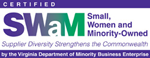 SWaM woman-owned business