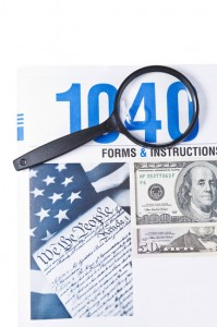 Tax Filing adjusted gross income